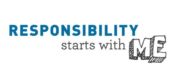 responsibility starts with me