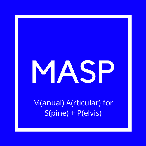 Manual Articular Approach Spine and Pelvis